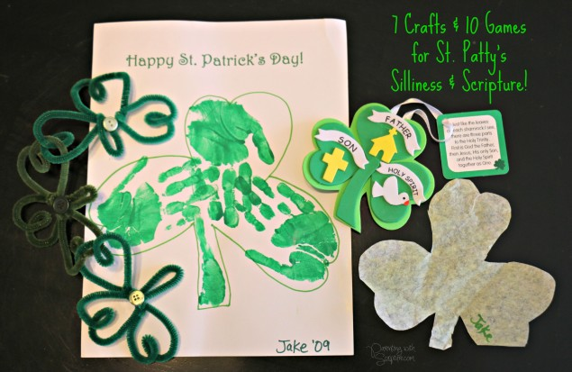 St. Pat's Blog